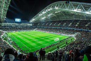 Стадион «Фишт»  ©Фото Евгения Резника, Юга.ру