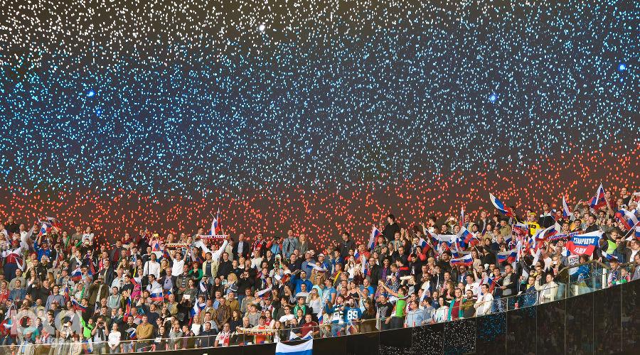 Россия - Коста-Рика ©Фото Юга.ру