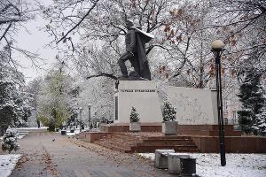 Памятник советским воинам-освободителям Краснодара ©Елена Синеок, Юга.ру