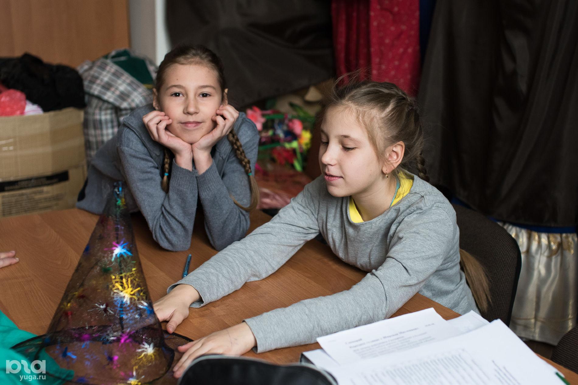 Дядьковский ДК ©Фото Елены Синеок, Юга.ру