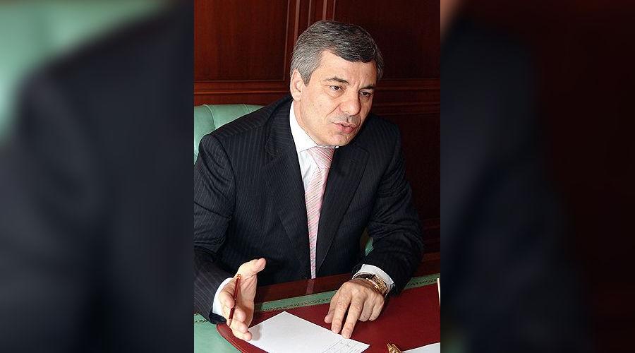 Арсен Каноков. Фото: Коммерсантъ ©Фото Юга.ру