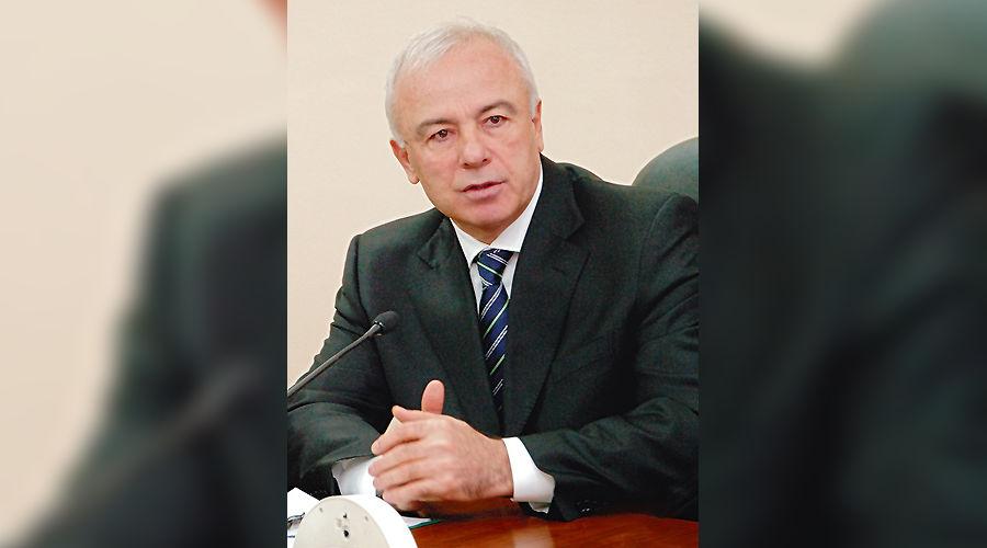 Асланчерий Тхакушинов ©Фото Юга.ру
