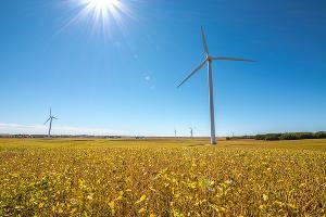 Ветрогенератор ©Фото с сайта pixabay.com
