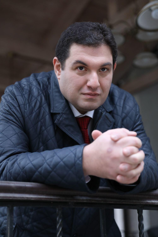 Денис Петрович Кацыв ©Фото из личного архива
