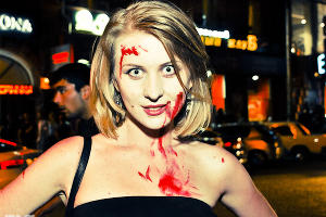 2011 год в фотографиях. Зомби зомби - зомби ©http://www.yuga.ru/photo/750.html