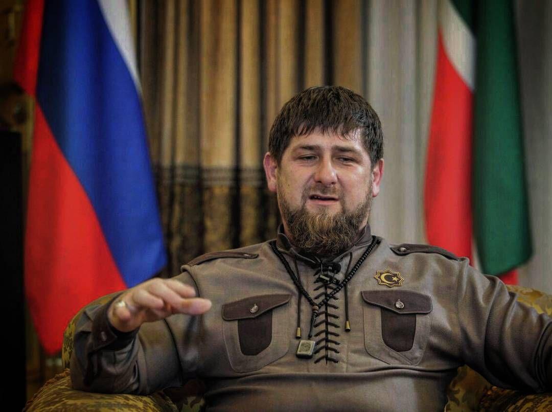 Кадыров пообещал «перевернуть мир» вслучае ядерной войны