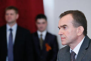 Вениамин Кондратьев ©Фото Юга.ру