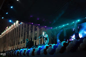 2011 год в фотографиях. Anathema дала концерт в честь Дня народного единства ©http://www.yuga.ru/photo/986.html