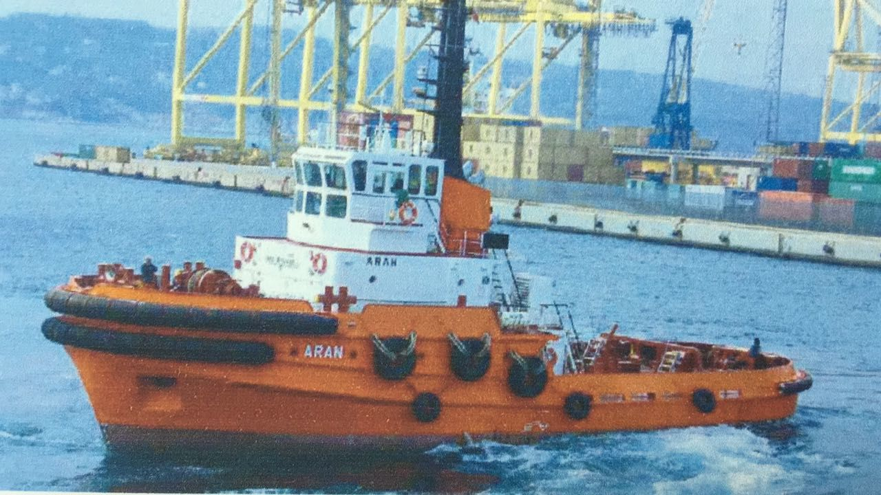 ВАзовском море задержано нарушившее границуРФ мальтийское судно