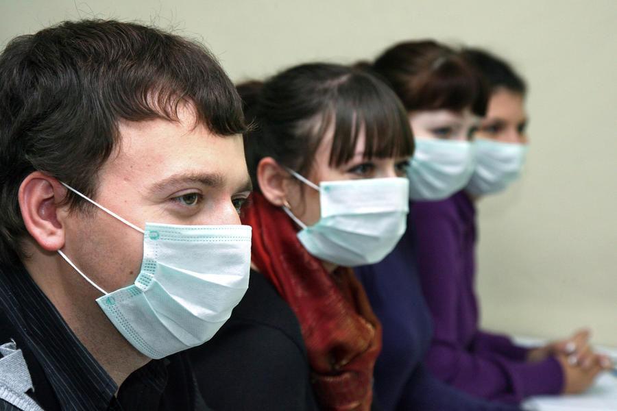 Число заболевших гриппом иОРВИ вреспублике снизилось
