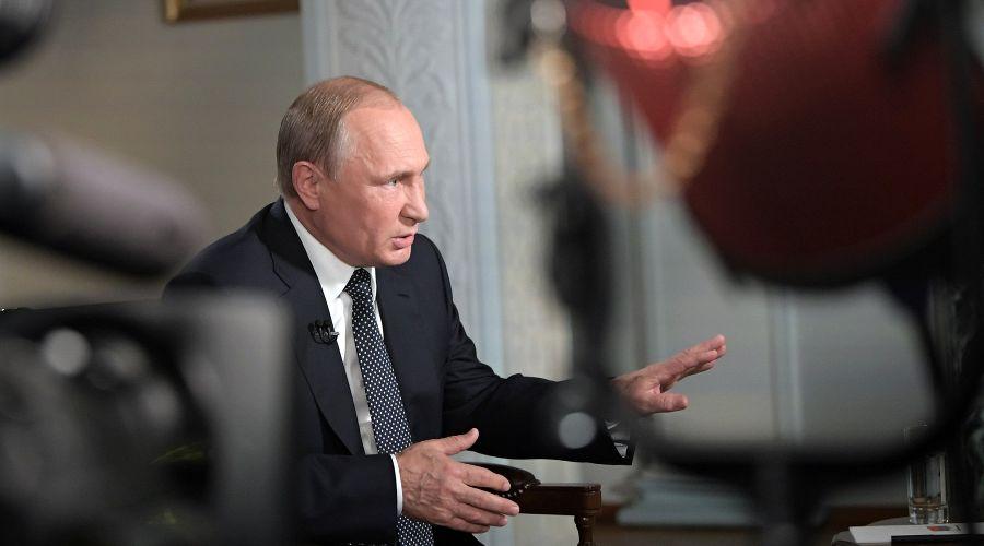 Владимир Путин ©Фото с сайта kremlin.ru