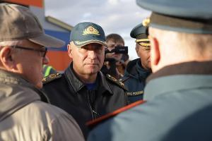Евгений Зиничев ©Фото с сайта МЧС, www.mchs.gov.ru