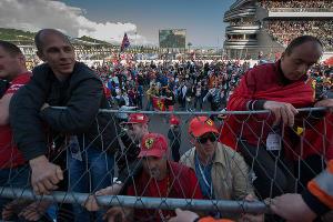 """Гран-при России """"Формулы-1"""" в Сочи  ©Артур Лебедев, ЮГА.ру"""
