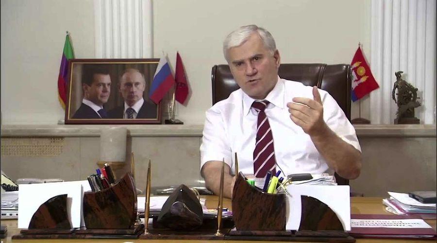 Саид Амиров, глава администрации г. Махачкала ©newsru.com
