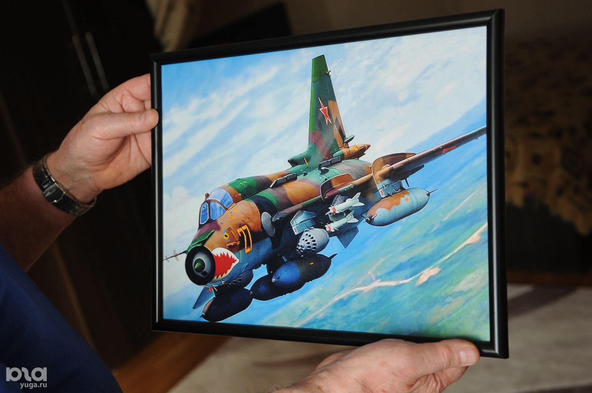 Самолеты Су-22 во многом решили ход гражданской войны в Анголе ©Фото Юга.ру