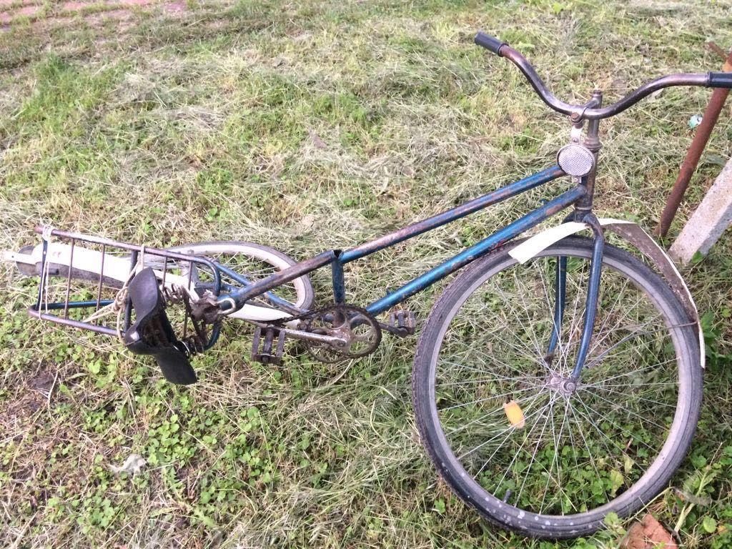 ВКрасноармейском районе нетрезвый мотоциклист без прав сбил пожилого велосипедиста