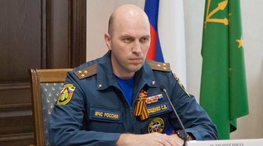 Станислав Илющенко ©Фото пресс-службы главы Республики Адыгея
