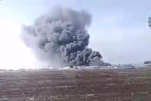 ©Скриншот видео из инстаграма «ДТП Усть-Лабинск», instagram.com/dtpustlab/