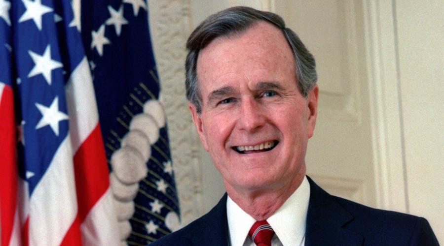 Джордж Буш — старший ©Фото с сайта commons.wikimedia.org