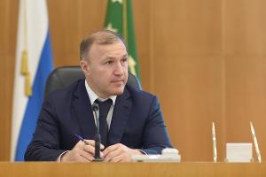 Мурат Кумпилов ©Фото пресс-службы главы Адыгеи