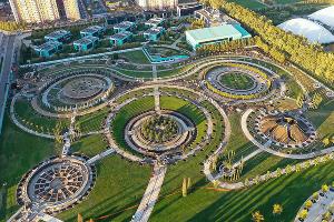 Новая часть парка «Краснодар»  ©Фото Валентина Тараненко, Юга.ру