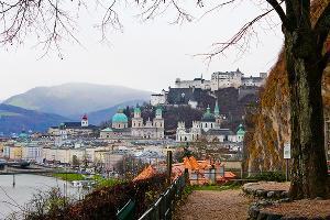 Зальцбург ©Фото с сайта pixabay.com