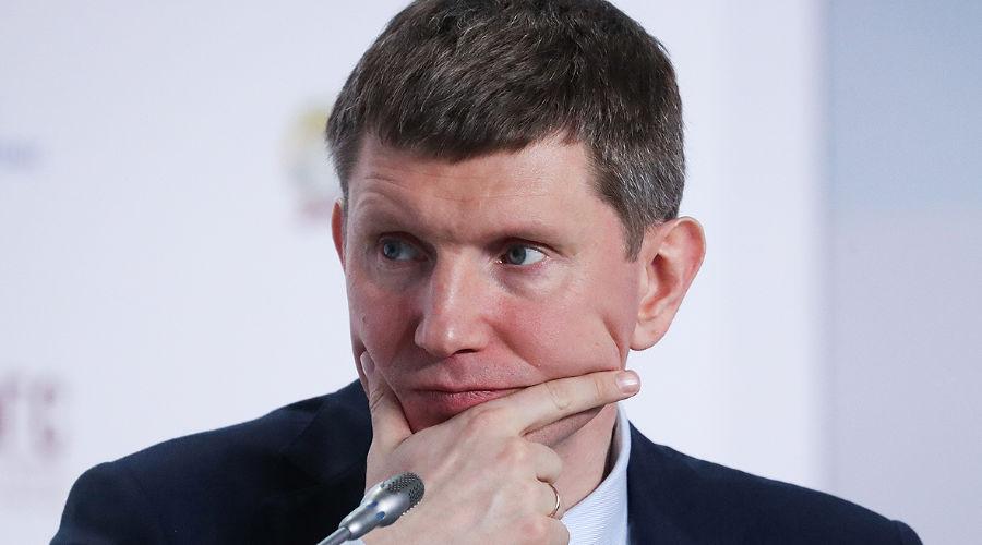 Максим Решетников ©Фото Сергея Карпухина / ТАСС