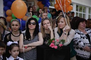 Последний звонок в Сочи ©Нина Зотина, ЮГА.ру