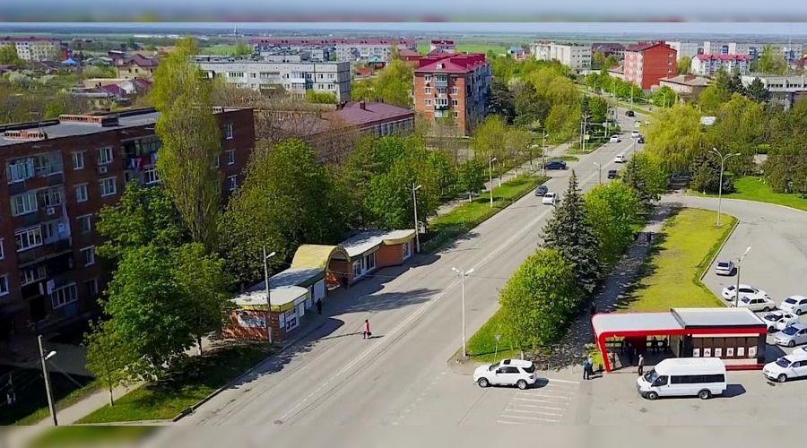 Адыгейск ©Фото пресс-службы администрации Адыгейска