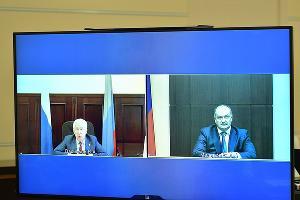 ©Фото пресс-службы президента Российской Федерации