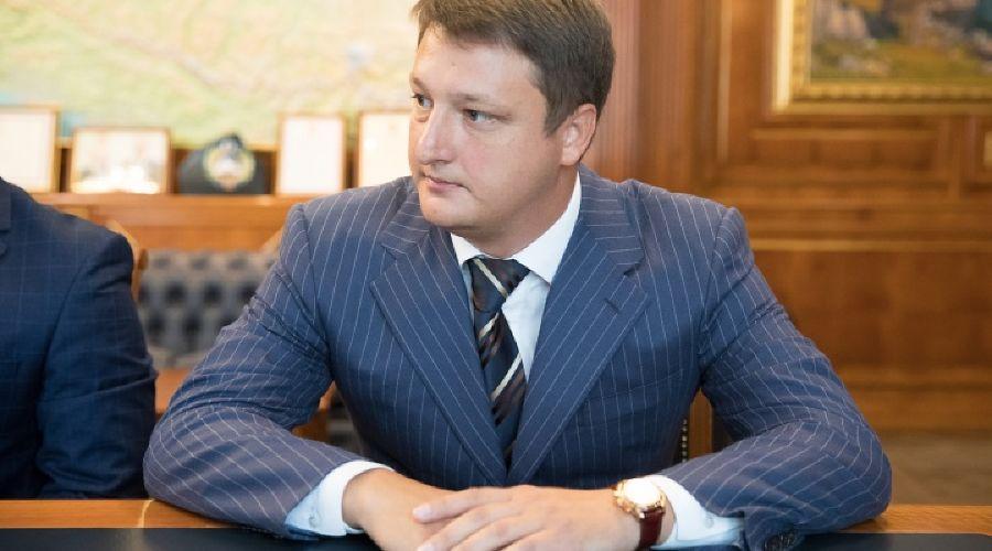 Дмитрий Бугаев ©Фото пресс-службы главы и правительства Карачаево-Черкесии