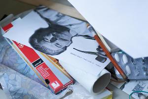 В мастерской художника: Владимир Колесников ©Фото Юга.ру
