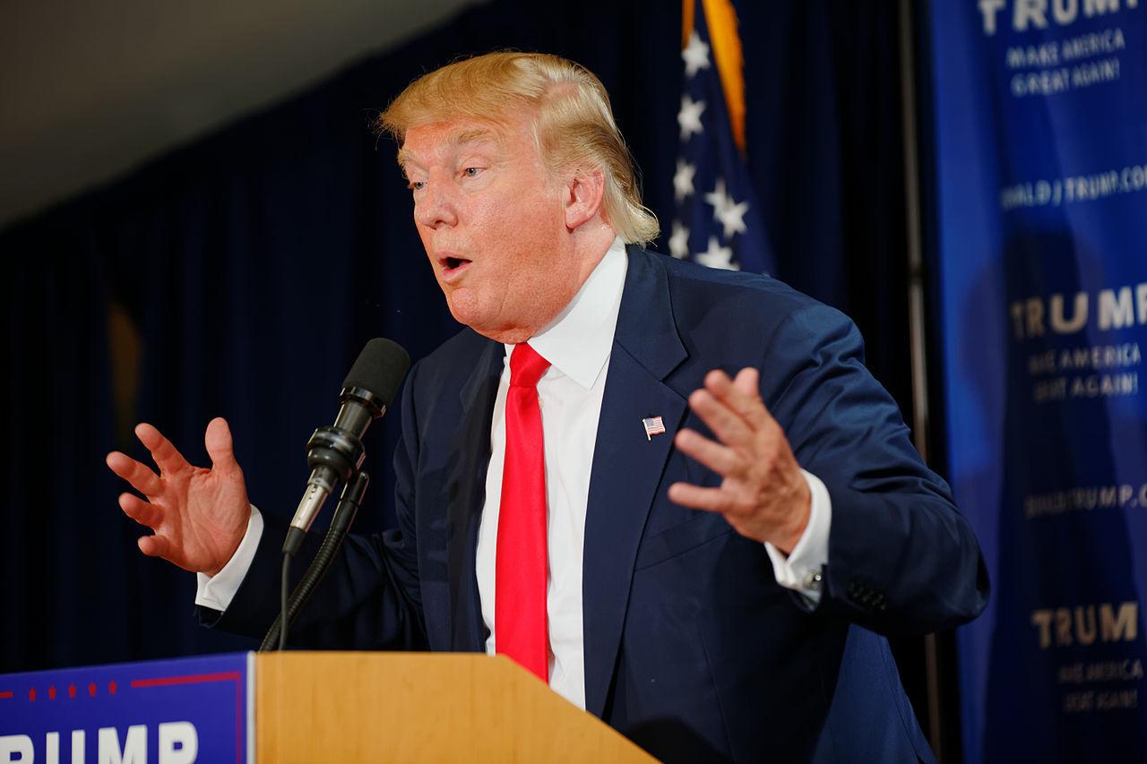 Трамп одержал победу запрезидентское кресло США