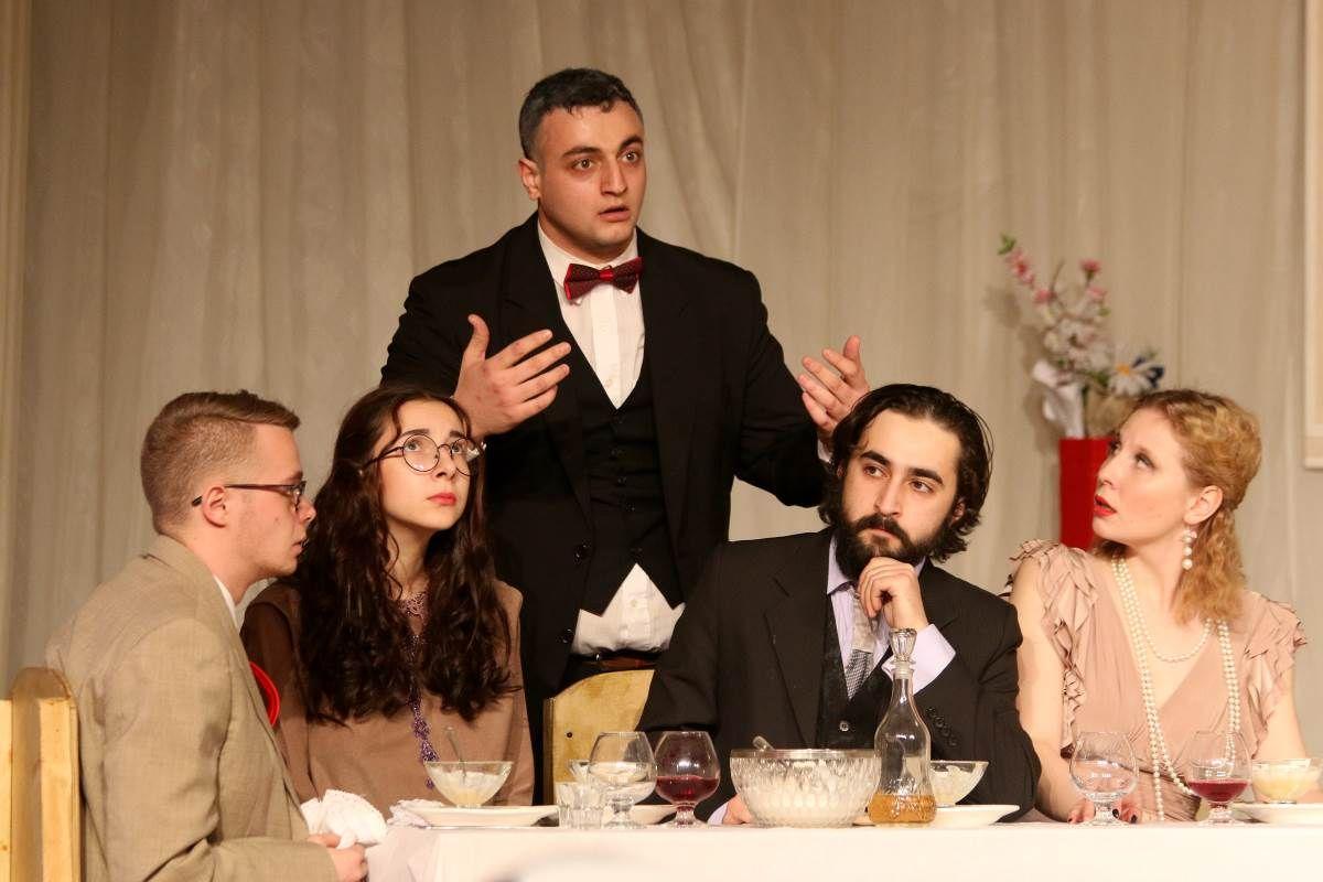 ВКраснодаре пройдет премьера спектакля «Мещанская свадьба»