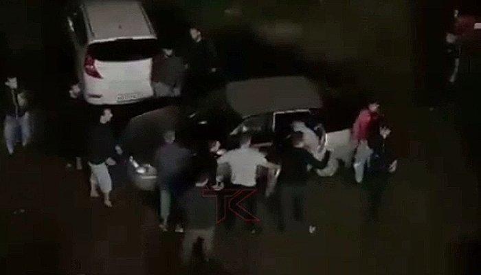 В Краснодаре произошла массовая драка