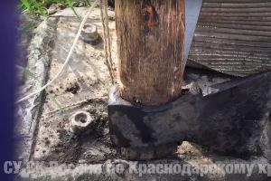 ©Скриншот из оперативного видео пресс-службы СУ СК РФ по Краснодарскому краю