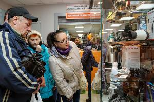 Открытие первого магазина «Ситилинк» в Новороссийске ©Фото Ольги Жук, Юга.ру