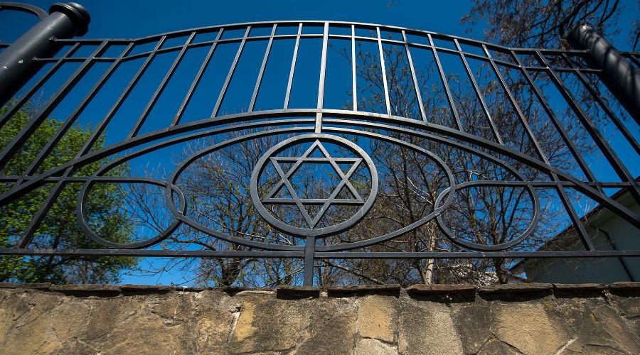 Еврейское кладбище Краснодара, ул. Бабушкина, 237 ©Фото Елены Синеок, Юга.ру