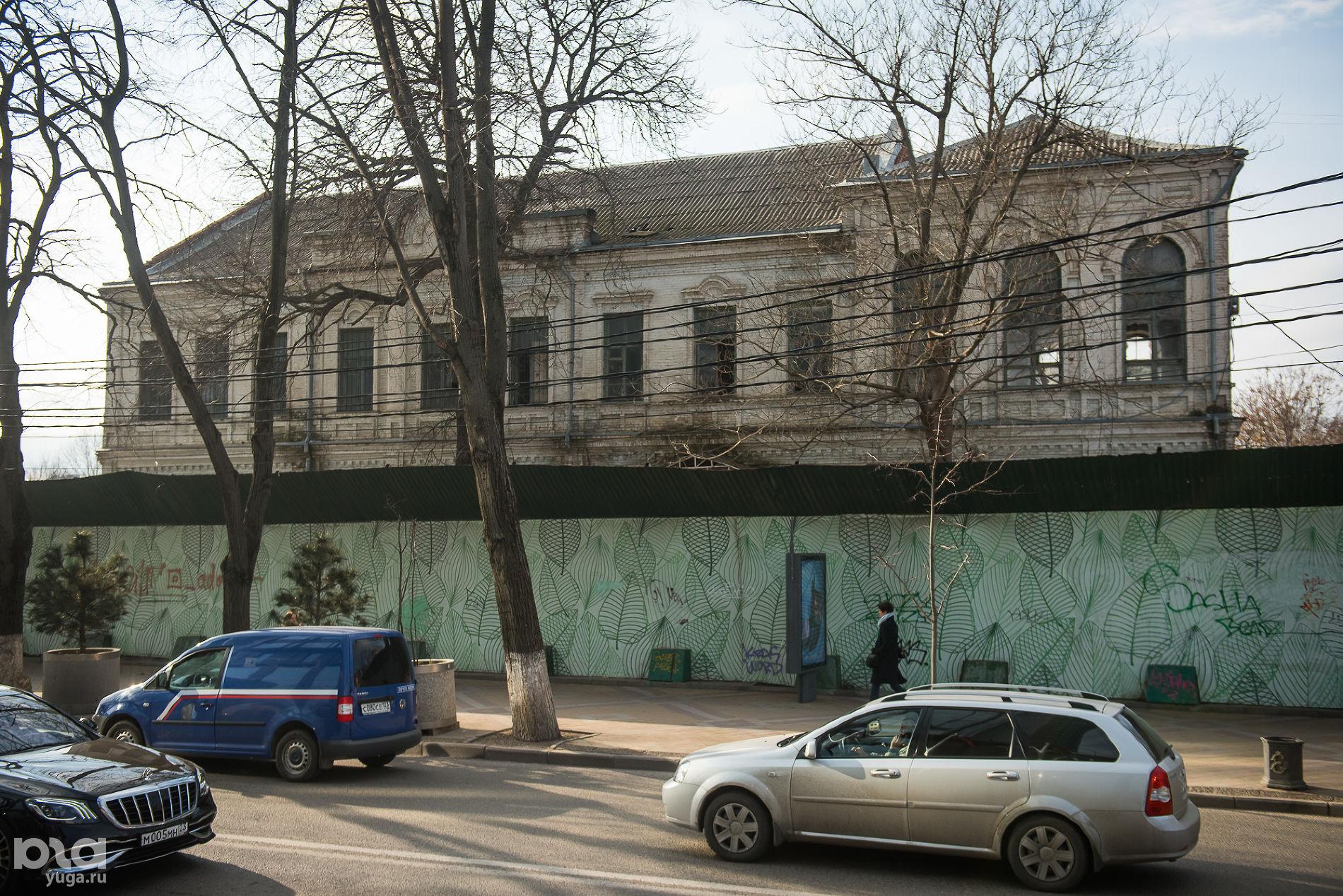 Красная, 101. Здание женского городского училища, 1890–1900 гг. ©Фото Елены Синеок, Юга.ру