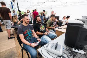 Краснодарский фестиваль науки, технологий и искусства Geek Picnic — 2018 ©Фото Елены Синеок, Юга.ру