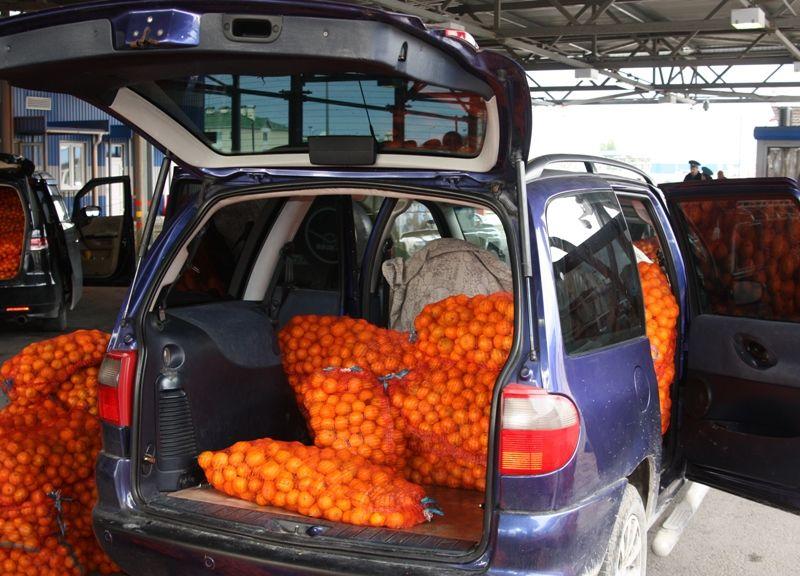 Предложение мандаринов изАбхазии вРФ сократится вразы