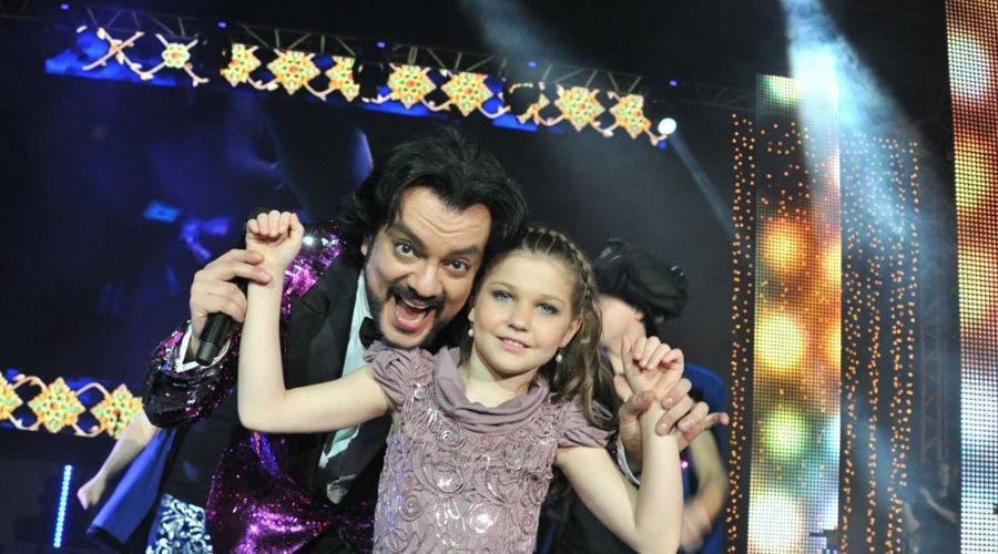 Маша Ремезкова и Филипп Киркоров ©Фото Юга.ру
