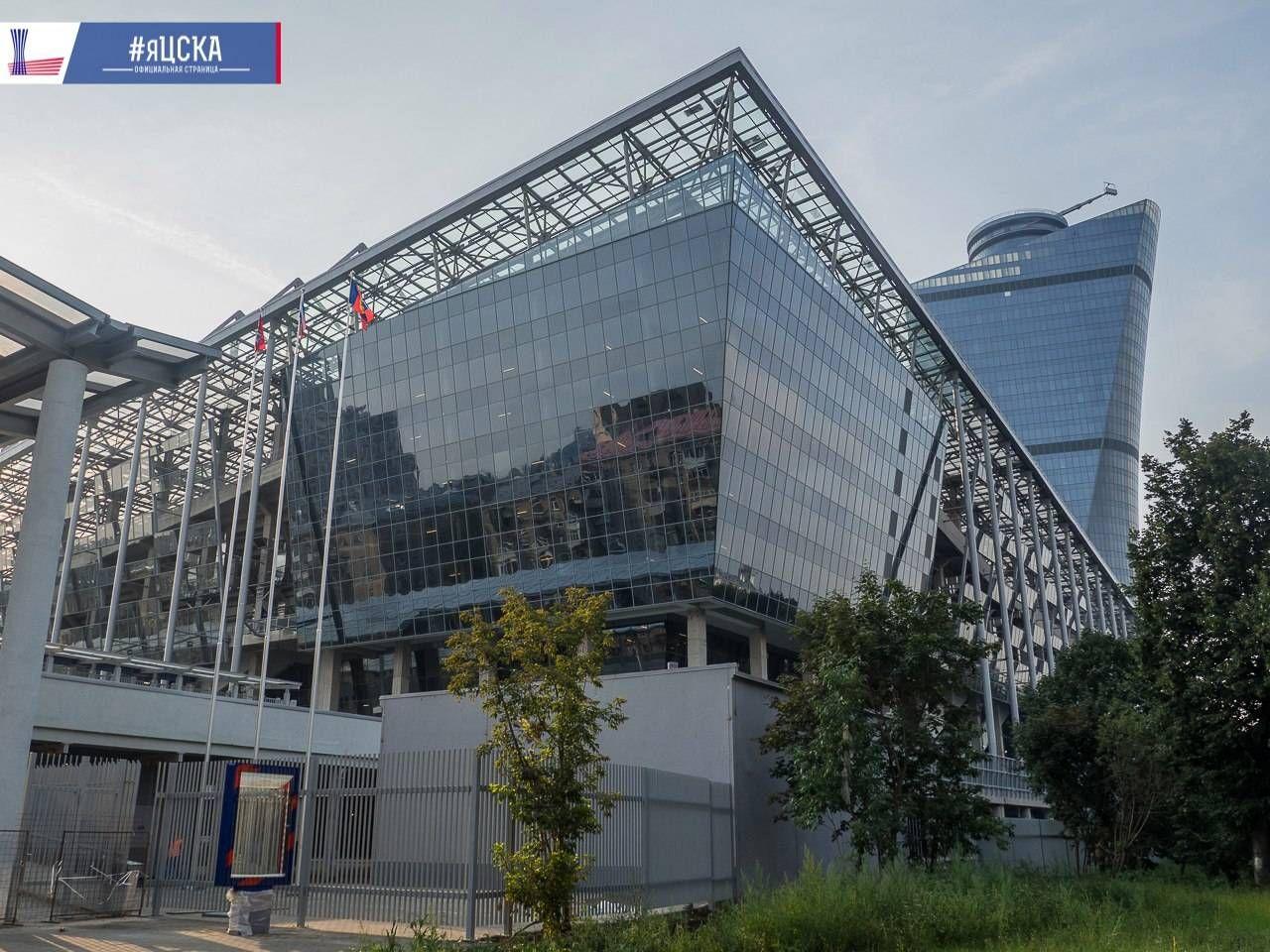 «Арена ЦСКА» ©Фото stadium.pfc-cska