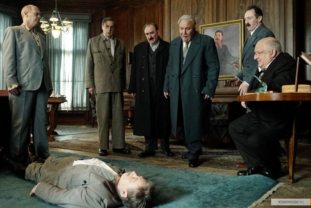 Фильм «Смерть Сталина» лишили прокатного удостоверения
