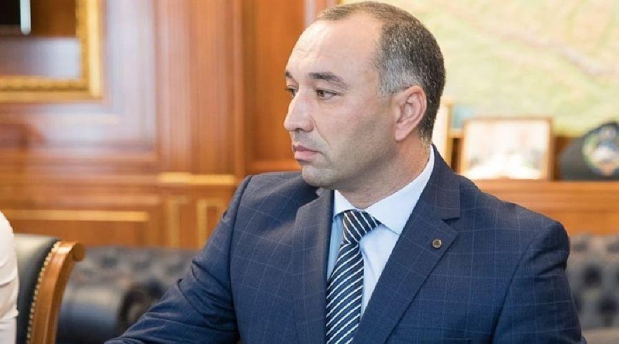 Анзор Охтов ©Фото пресс-службы главы и правительства Карачаево-Черкесии
