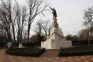 Вишняковский сквер ©Фото пресс-службы администрации Краснодара