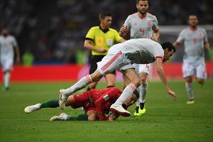 Португалия и Испания сыграли вничью в Сочи ©Фото Елены Синеок, Юга.ру