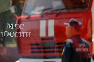 Пожарная часть ©Фото Юга.ру