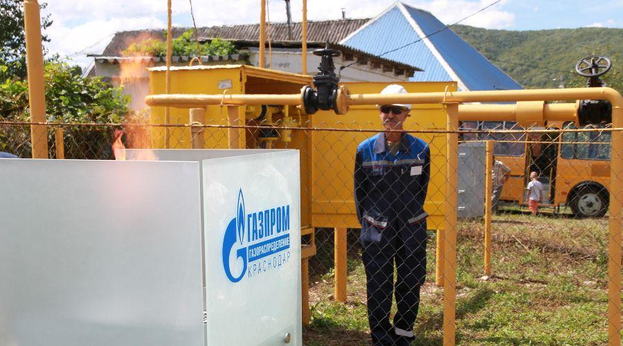 ©Фото пресс-службы компании «Газпром газораспределение Краснодар»