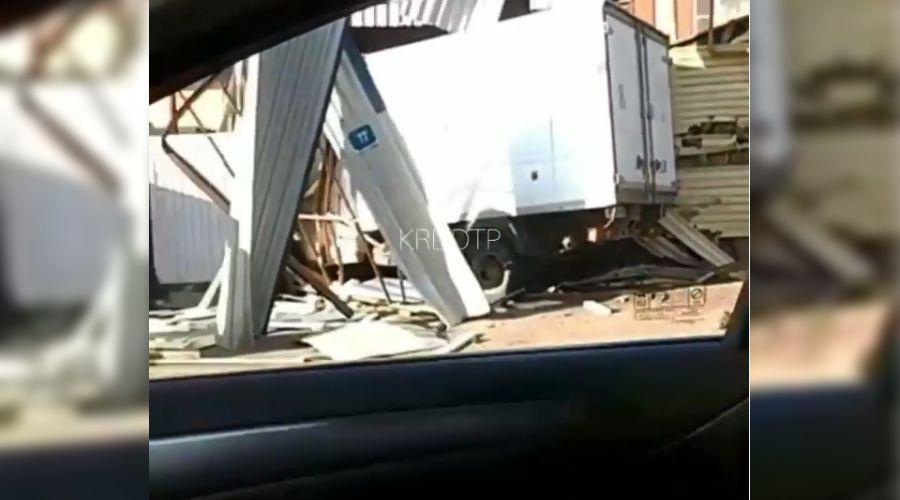 ©Скриншот видео из аккаунта «ЧП и ДТП Краснодар и край» instagram.com/krddtp